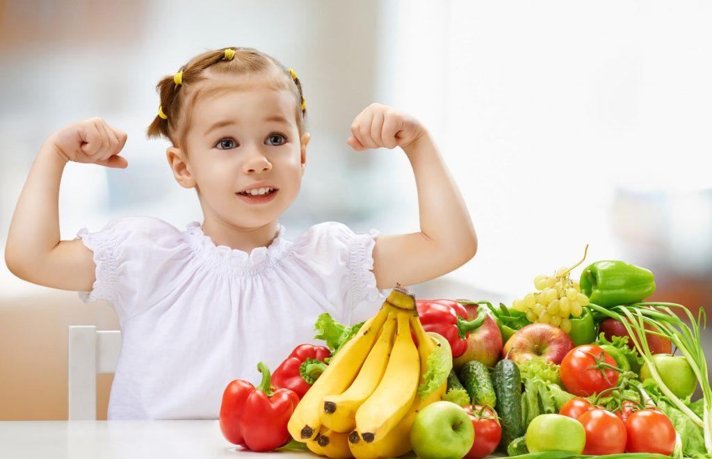 برنامه غذایی رشد و تغذیه کودکان