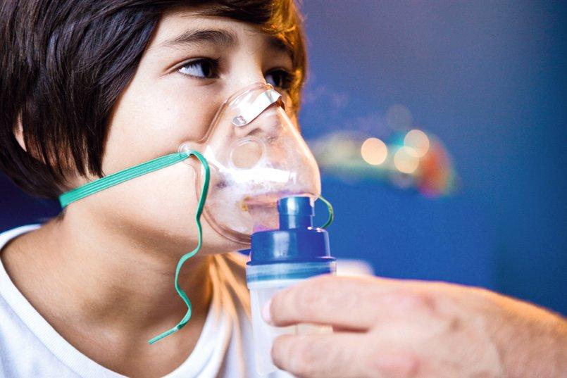 درمان ذات الریه اطفال