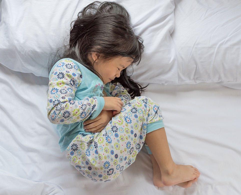 گاستروانتریت یا التهاب معده و روده کودکان
